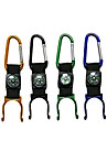 Compasses / Multitools Multi Function Polycarbonate / PVC Yellow / Green / Black / Dark Blue