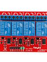 (Arduino를위한) 4 채널 5V 릴레이 모듈 확장 보드보기