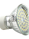 1pc 3 W 250-300 lm GU10 Faretti LED 48 Perline LED SMD 2835 Bianco caldo / Luce fredda / Bianco 220-240 V
