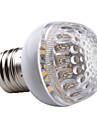 Ampoules Globe Décorative Blanc Chaud E26/E27 2.5 W 48 SMD 3528 200 LM 2800K K AC 100-240 V