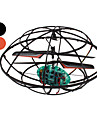 RC Helicopter Trainer Equipped with gyroscope technology for improved stability.