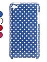 아이팟 터치 4 (여러 색)에 대한 새로운 점 패턴 하드 케이스