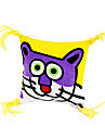 Jouet pour Chat Jouets pour Animaux Cataire Dessin-Anime Tissu