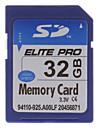32GB Hi-speed Elite Pro SD Memory Card