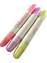1pcs Remover multifonction couleur des ongles (couleur aléatoire)