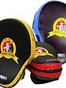 Thicken PU Boxing Target Muay Thai MMA Boxing Gloves Sandbag Punch Pads Hand Target Focus Training Circular Mitts for Kick Fighting