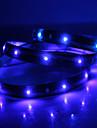 Водонепроницаемый 120см 48-светодиодный Синяя светодиодная лента (12)