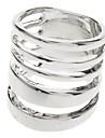 Z&x® серебряное кольцо, пять круг