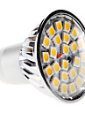 Spot Blanc Chaud MR16 GU10 5 W 24 SMD 5050 420 LM AC 100-240 V