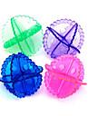 Esfera da lavanderia colorido transparente