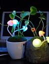 Romantic Mushroom Style Ceramic Decoration Lamp (220V)