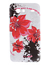 Flower Pattern Soft Case for Samsung Galaxy S Advance I9070