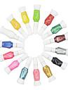 Яркий лак для ногтей (разные цвета)