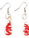 Arty Crafty-goutte Boucles d'oreilles en forme (couleurs assorties)