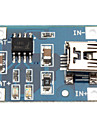 USB 3.7V Modulo carregamento Li-ion/Polymer (1A)