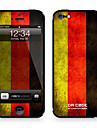 "da code ™ skin pour iphone 4 / 4s: ""germany"" (série drapeaux) iphone skin stickers"