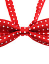 Cat / Dog Tie/Bow Tie Red / Black Dog Clothes Spring/Fall Wedding