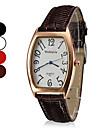 Women's Wrist Style PU Analog Quartz Watch (Assorted Colors)
