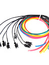 1 Meter Flexible Car Decorative Neon Light 2.3mm EL Wire Rope