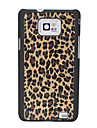 Leopard Print Pattern Hard Case for Samsung Galaxy 2 I9100