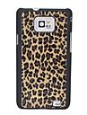 Leopard Print cas dur de modèle pour Samsung I9100 Galaxy 2