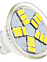 1.5W 6000 lm GU4(MR11) LED Spotlight MR11 15 leds SMD 5630 Natural White AC 12V