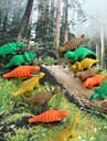 Gomas de borrar en forma de huevo de dinosaurio