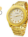 Women's Diamond Case Gold Steel Band Quartz Wrist Watch (Assorted Colors) Cool Watches Unique Watches