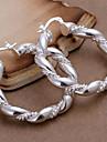 Women\'s Hoop Earrings - Cross For Daily