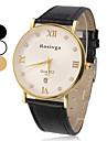 다이아몬드 diamand PU 밴드 석영 아날로그 손목 시계와 여자의 둥근 다이얼 (분류 된 색깔)