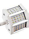 2W R7S Lâmpadas Espiga 45 LEDs SMD 3014 Branco Quente 2700lm 2700KK AC 85-265V