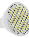 330-360 lm LED Spotlight 60 leds SMD 3528 Cold White AC 12V