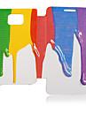 Третье измерение Масляная краска кожаный чехол для Samsung Galaxy S2 I9100