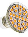 5W GU10 LED 스팟 조명 29 SMD 5050 390-430 lm 따뜻한 화이트 AC 220-240 V