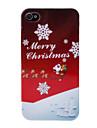 iPhone 4/4S를위한 산타 썰매 뒤 케이스