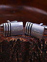 Personalized Gift Cufflinks Stainless Steel Unisex Classic Gift