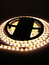 Z®ZDM Waterproof 5M 24W 60x3528SMD 900-1200LM 2800-3200K Warm White Light LED Strip Light (DC12V)