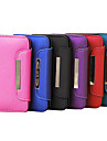 Frosted Leather Case with Card Slot and Wallet for iPhone 5/5S (Assorted Colors)