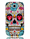 Diamond Skull Embossment Painting Pattern Plastic Hard Back Case Cover for Samsung Galaxy S3 I9300