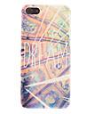 Rêver Fresques Motif Hard Case lisse pour iPhone 5C