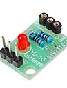Nova Temperatura DS18B20 Escudo Sensor sem DS18B20 Chip
