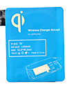 Charge Bleu Qi standard Wireless Receiver Pad pour Samsung Note 3