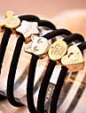 Doux style de la Couronne papillon cravates de cheveux (couleur aléatoire)