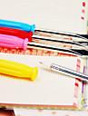 ペン ペン ボールペン ペン, プラスチック ブルー インク色 For 学用品 事務用品 のパック