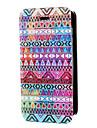 Фиолетовый узор Геометрия Полный Дело Корпус для iPhone 5C