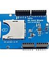 catalex SD / TF карт расширения щит доска для (для Arduino) (работает с официальным (для Arduino) плат)