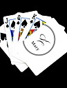 Εξατομικευμένη δώρων Λευκό Υπογραφή Style Χαρτοπαιγνίων