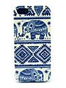 아이폰 5/5S를위한 특별한 디자인 코끼리 본 뒤 케이스