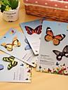 Προσομοίωση Butterfly Αυτο Stick Σημείωση (Random Color)