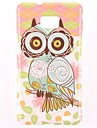 Lovely Owl Pattern Hard Case for Samsung Galaxy S2 I9100